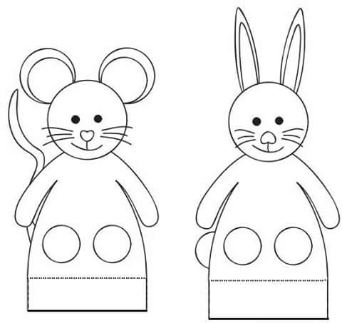 bee finger puppet template - 2016 graduation coloring pages coloring pages